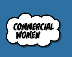 Commercial Women